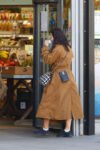 Jenna Louise Coleman Out About London