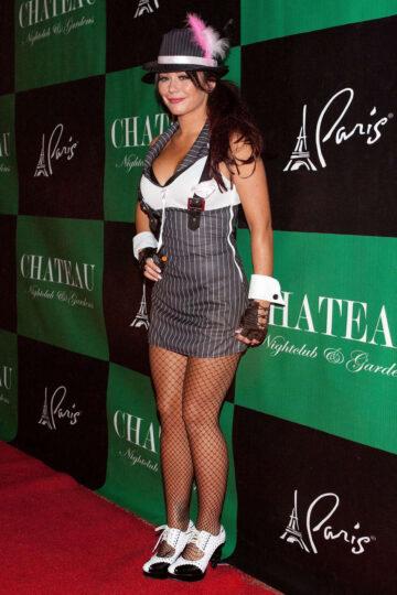 Jenni Jwoww Farley Pimp N Ho Costume Ball