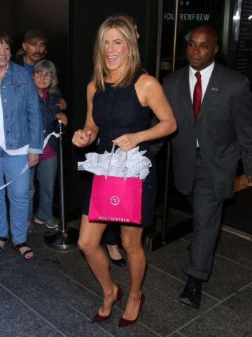 Jennifer Aniston Variety Studio Toronto