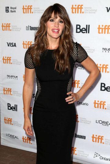 Jennifer Garner Men Women Children Premiere Toronto