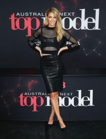 Jennifer Hawkins Australias Next Top Model Auditions Sydney