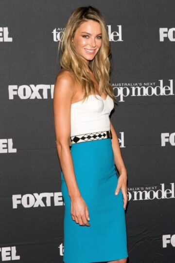 Jennifer Hawkins Australias Next Top Model Elimination Sydney