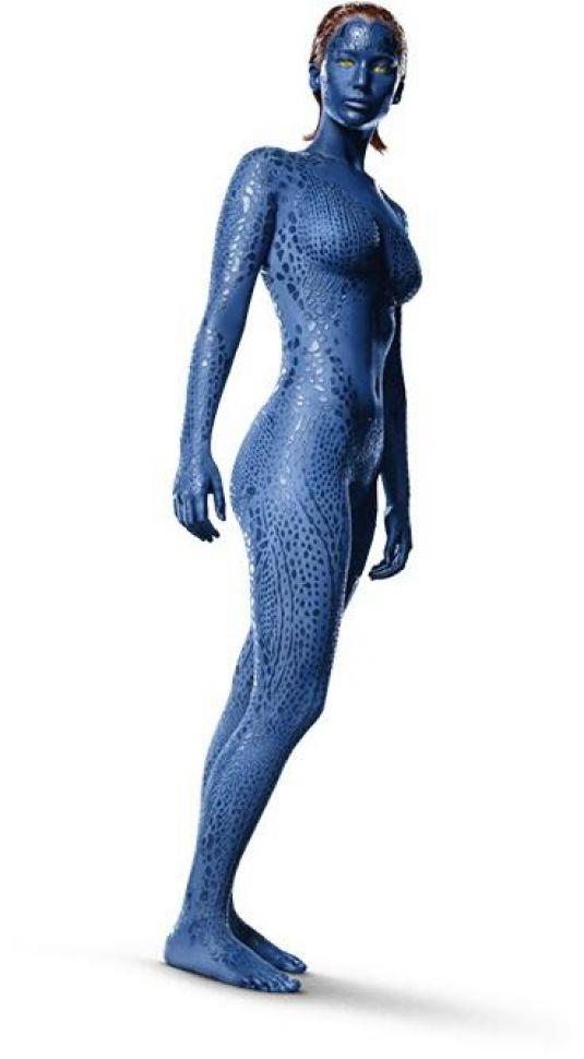 Jennifer Lawrence X Men Days Future Past Promo