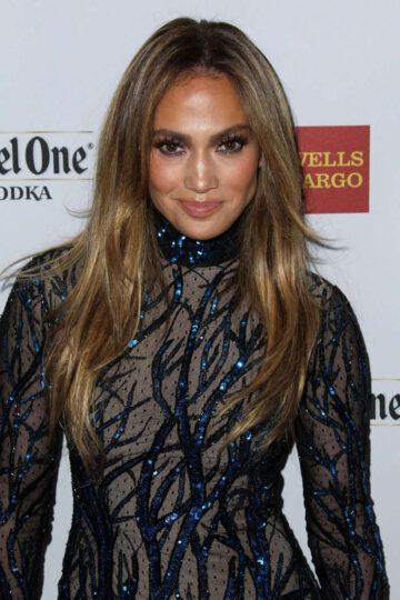 Jennifer Lopez 2014 Glaad Media Awards Los Angeles