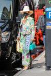 Jennifer Lopez Out About New York