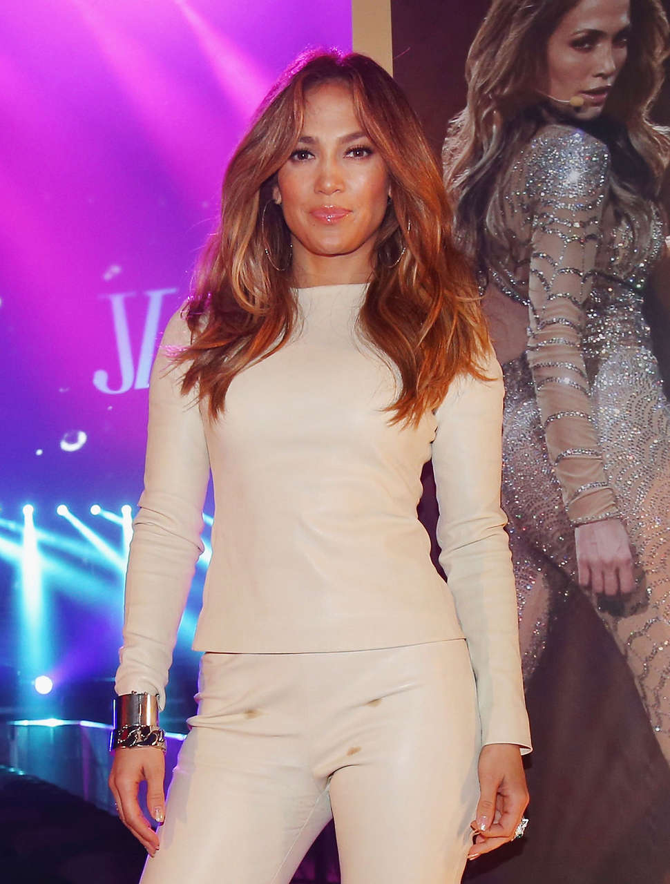 Jennifer Lopez Press Call Melbourne
