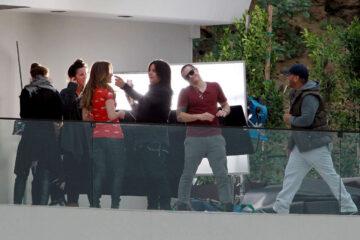 Jennifer Lopez Tight Leather Pants Set Her New Video