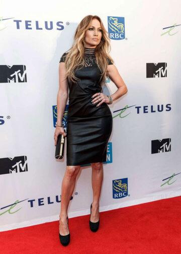 Jennifer Lopez We Day Vancouver