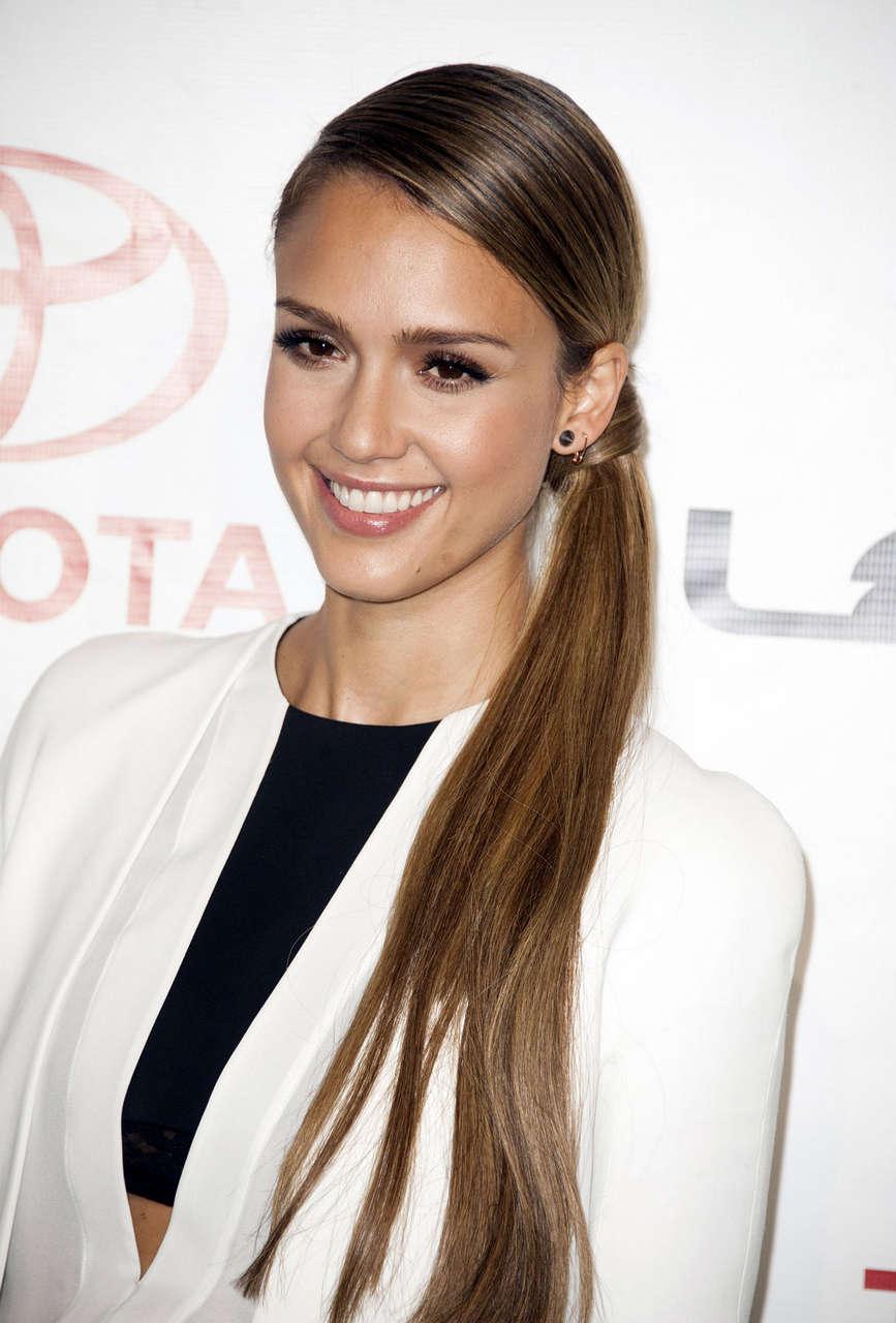 Jessica Alba Environmental Media Awards Burbank