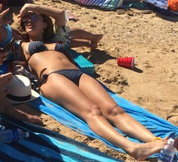 Jessica Alba In Hawaii