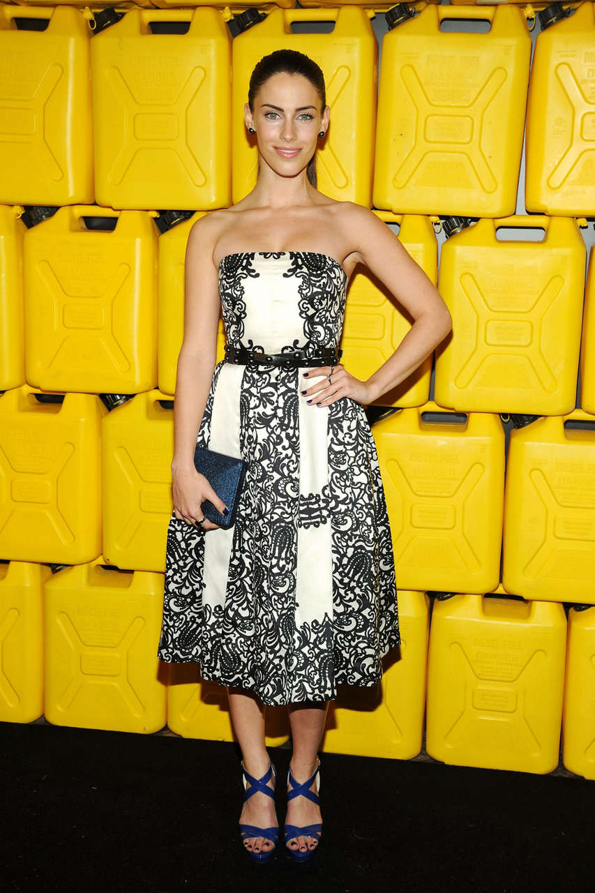 Jessica Lowndes 7th Annual Charity Ball Benefiting Charity Water New York
