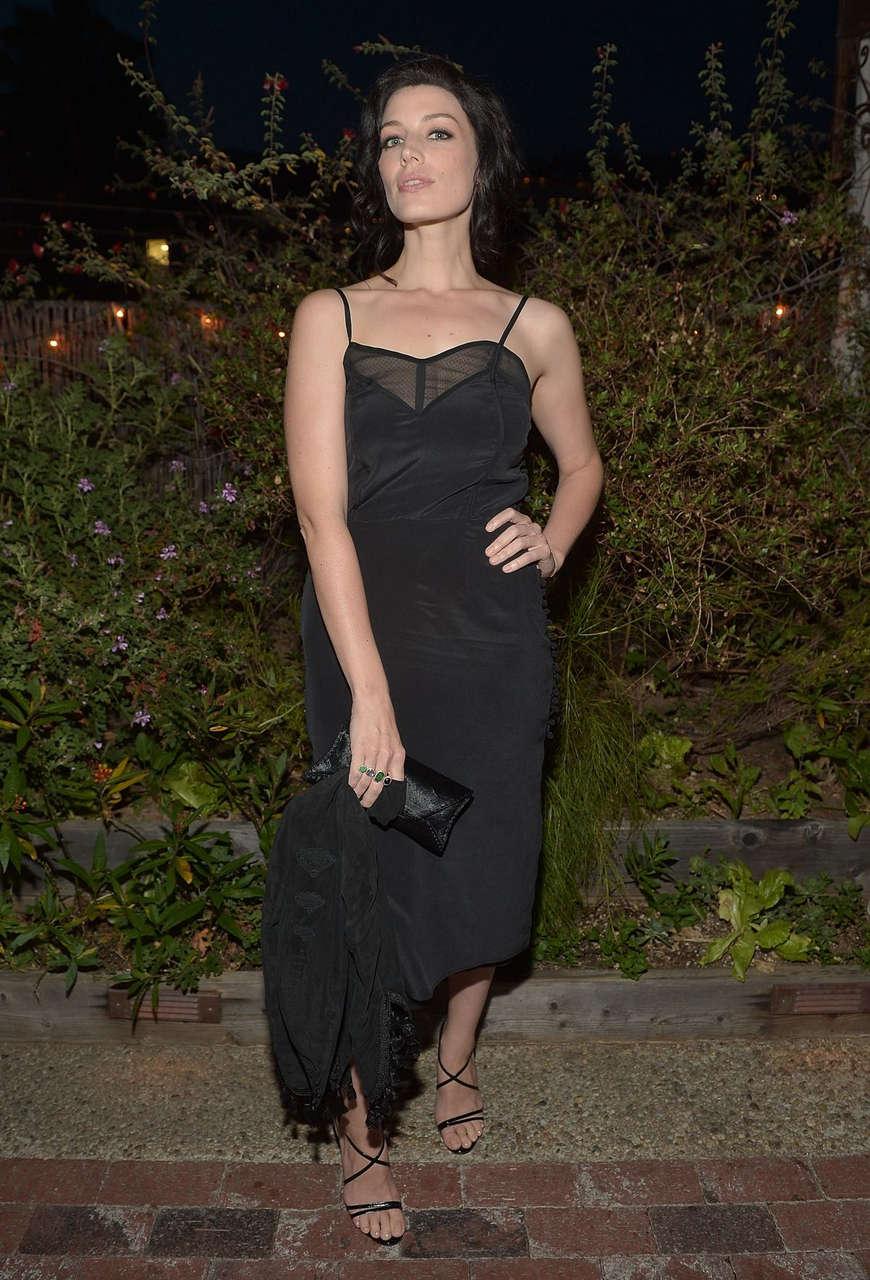 Jessica Pare Carmella Dinner West Hollywood