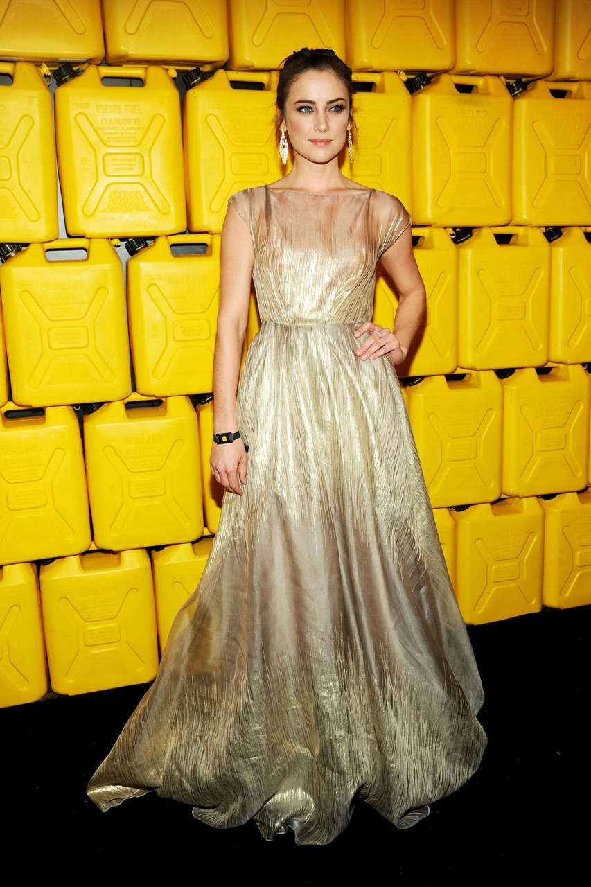 Jessica Stroup 7th Annual Charity Ball Benefiting Charity Water New York