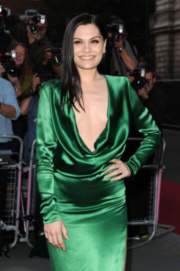 Jessie J 2014 Gq Men Year Awards London