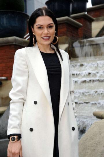 Jessie J Arrives Capital Fm Manchester