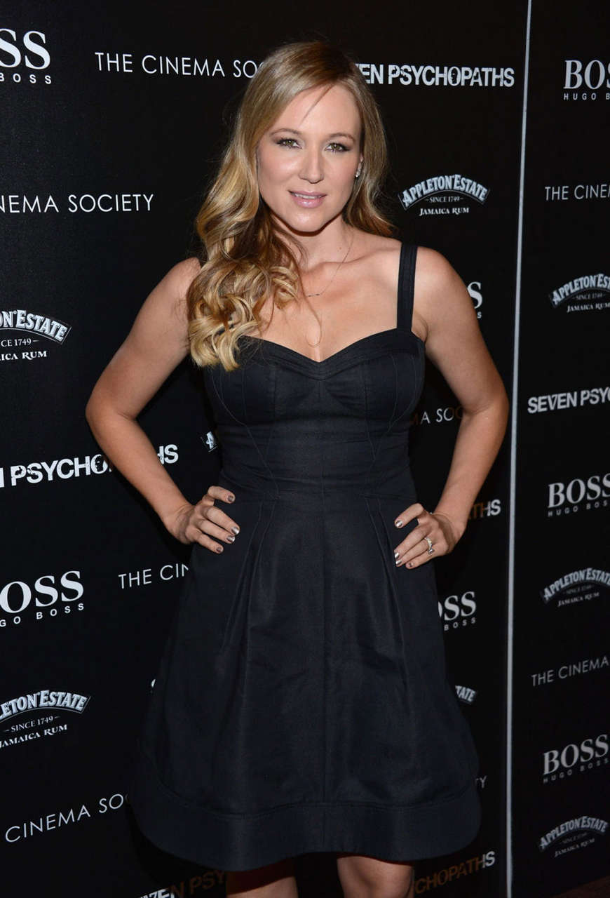 Jewel Kilcher Seven Psychopaths Premiere New York