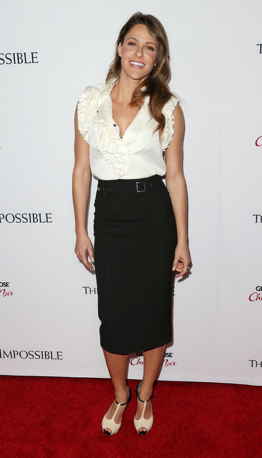 Jill Wagner Impossible Premiere Los Angeles