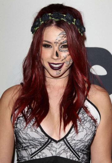 Jillian Rose Reed Unicefs Next Generations Masquerade Ball Los Angeles
