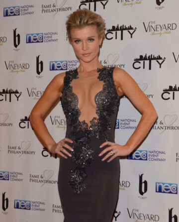 Joanna Krupa Fame Philanthropy Post Oscar Gala