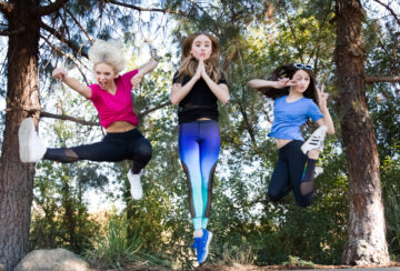 Jordyn Jones Lexee Smith Chloe East Areaction Dance Force