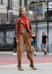 Josephine Skriver Maybelline Photoshoot New York