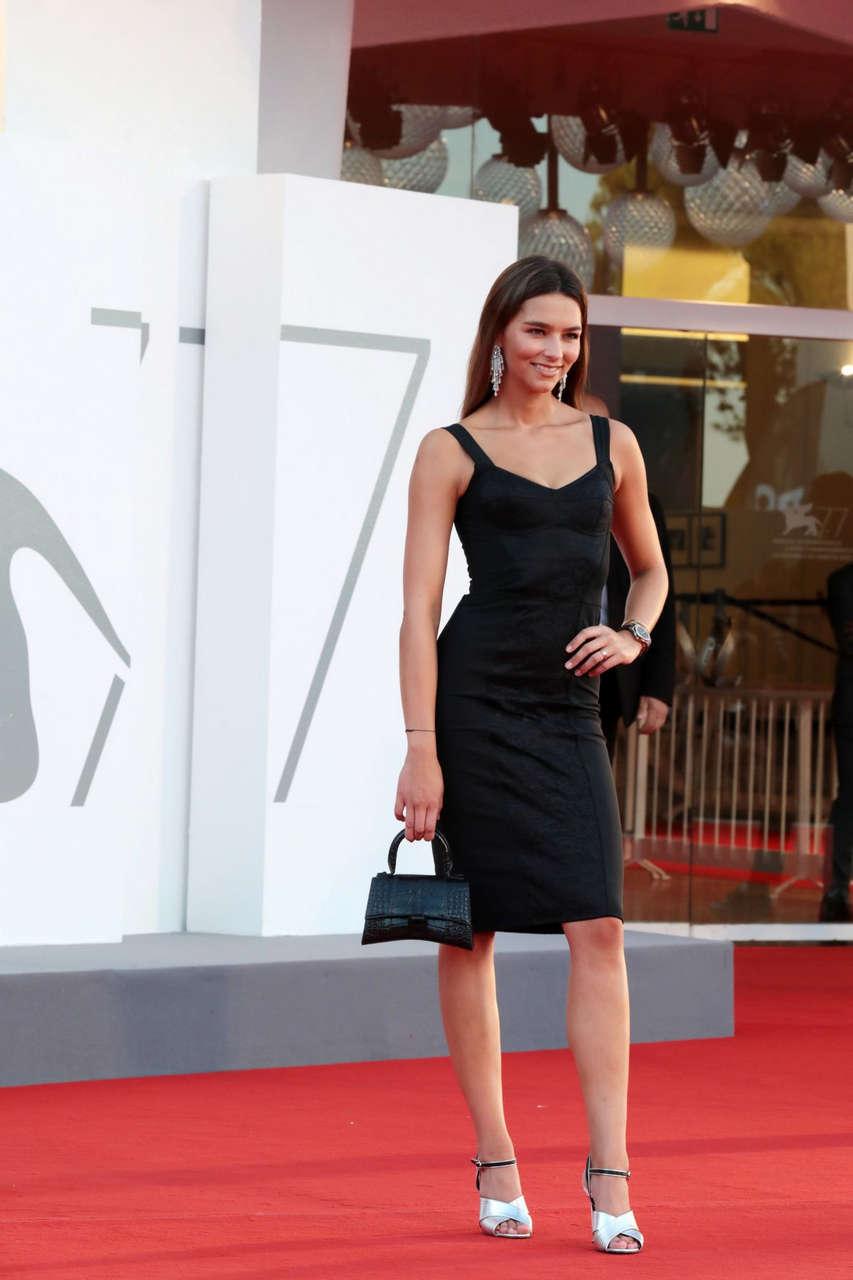 Juana Arias 77th Venice Film Festival Closing Ceremony