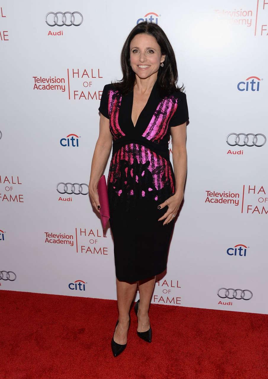 Julia Louis Dreyfus Television Acadamys 23rd Hall Fame Induction Gala