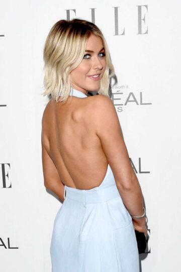 Julianne Hough Elles Women Hollywood Awards Los Angeles