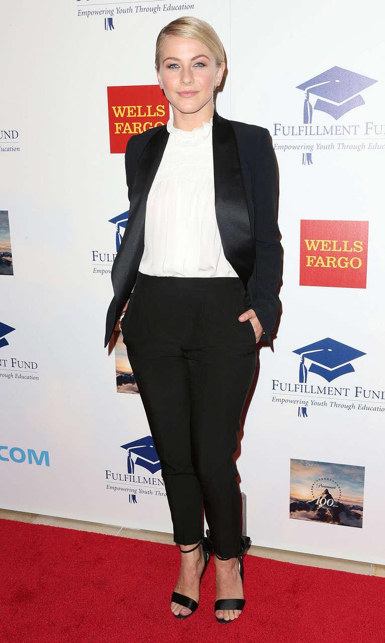 Julianne Hough Fulfillment Funds Stars Benefit Gala Beverly Hills