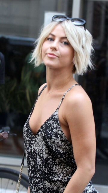 Julianne Hough Out New York