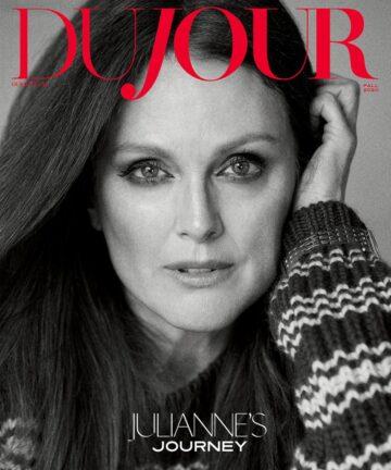 Julianne Moore Dujour Magazine Septemebr