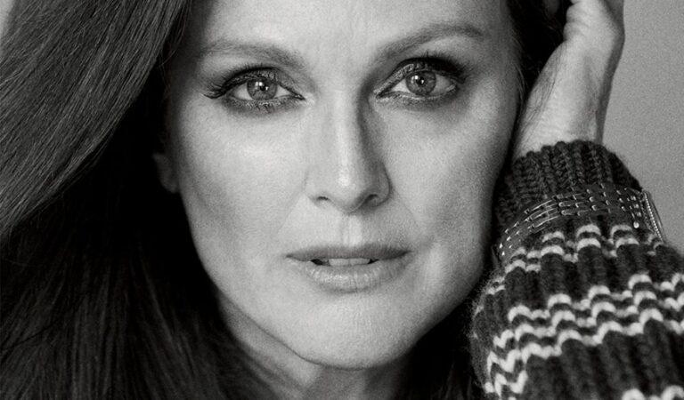Julianne Moore Dujour Magazine Septemebr (10 photos)