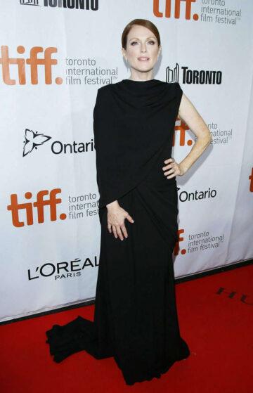Julianne Moore Maps Stars Premiere Toronto