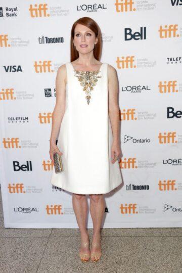 Julianne Moore Still Alice Premiere Toronto