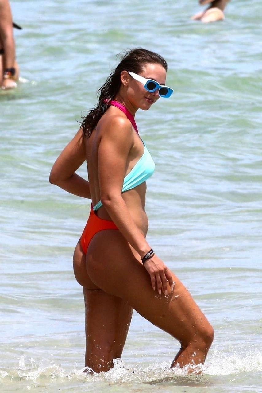 Julieanna Yesjulz Goddard Bikini Beach Miami