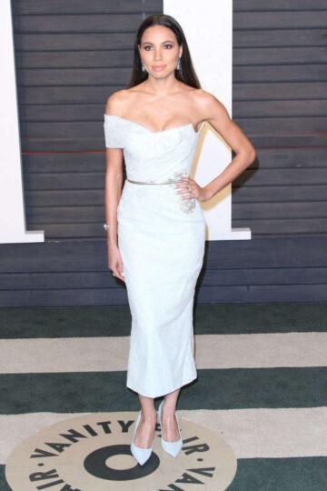 Jurnee Smollett Bell Vanity Fair Oscar 2016 Party Beverly Hills