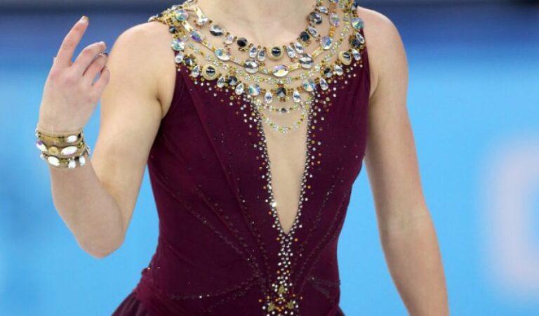 Kaetlyn Osmond Team Ladies Free Skating 2014 Winter Olympics Sochi (8 photos)
