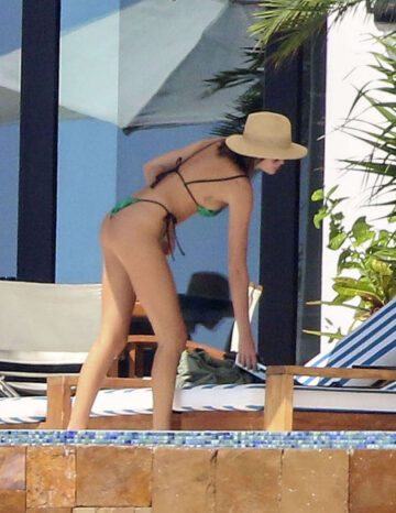 Kai Gerber N Bikini Los Cabos