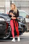 Kaitlyn Bristowe Arrives Dwts Rehersal Los Angeles