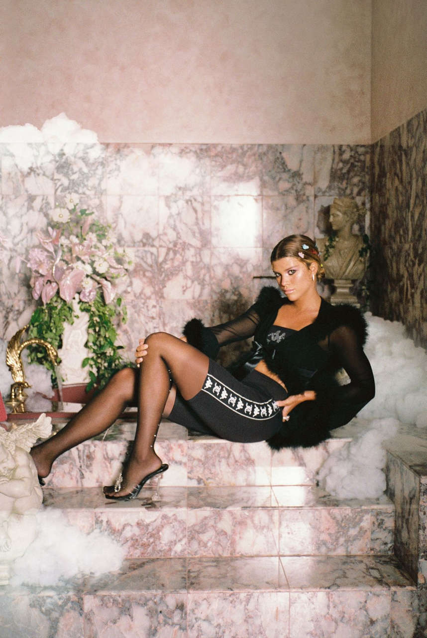 Kappa X Juicy Couture Capsule Collection With Sofia Richie