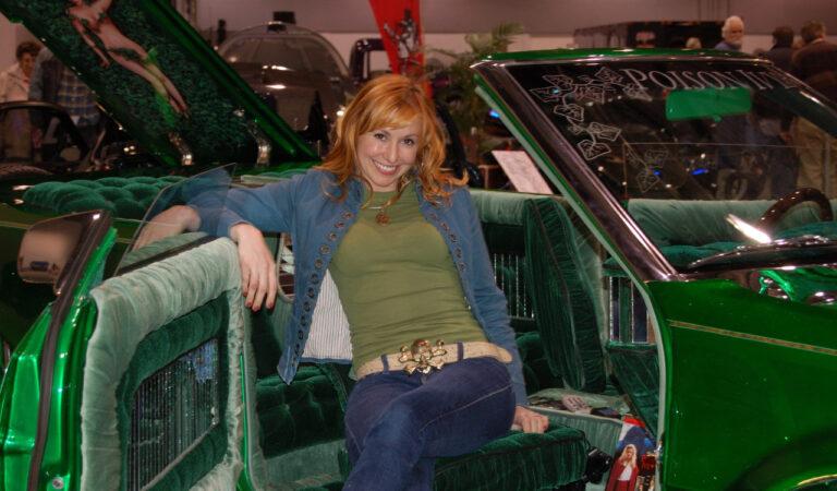 Kari Byron (1 photo)
