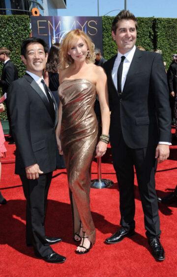 Kari Byron 2014 Creative Arts Emmy Awards Los Angeles