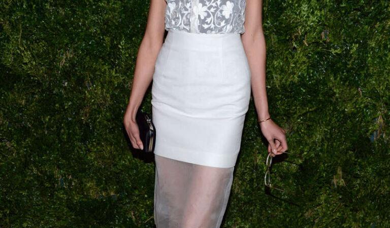 Karlie Kloss 9th Annual Vogue Fashion Fund Awards New York (9 photos)