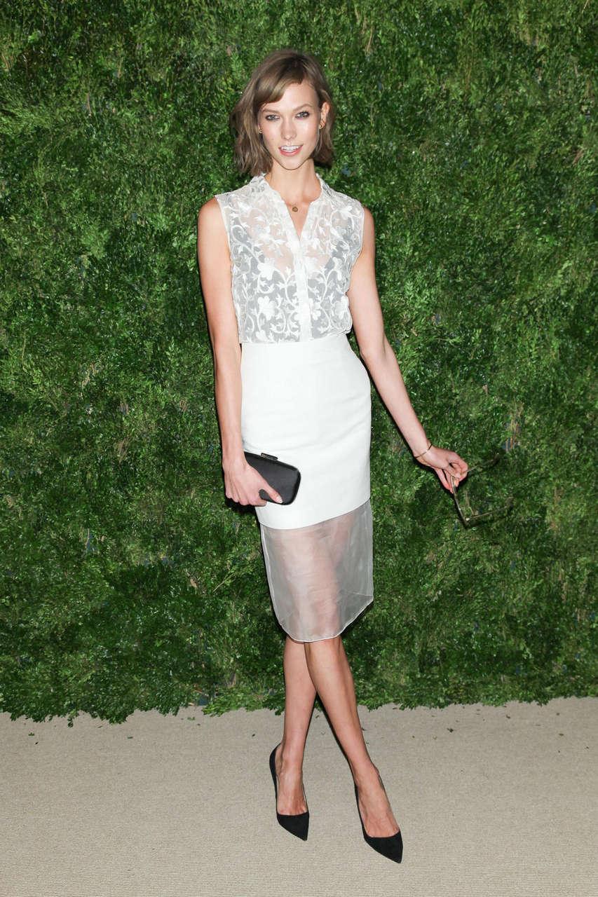 Karlie Kloss 9th Annual Vogue Fashion Fund Awards New York