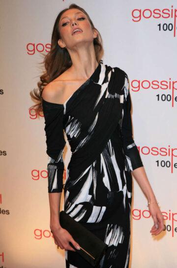Karlie Kloss Gossip Girl 100th Episode Celebration New York