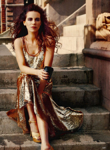 Kate Beckinsale Allure Magazine August 2012 Issue