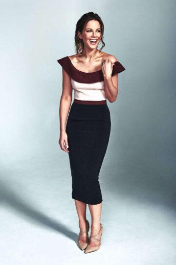 Kate Beckinsale By Dan Doperalski For Women S Wear Daily