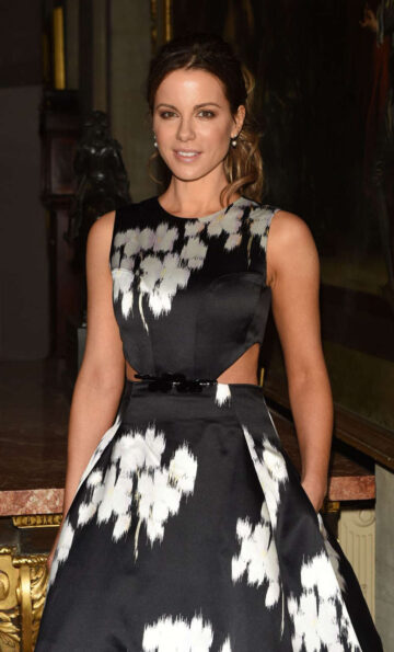Kate Beckinsale Dior 2017 Cruise Collection Show Woodstock