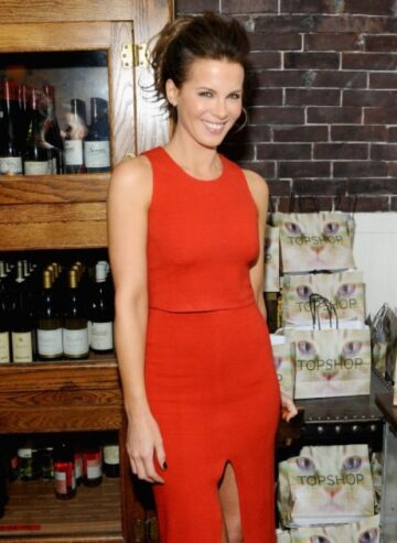 Kate Beckinsale Face Angel Premiere Afterparty Toronto