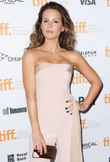 Kate Beckinsale Face Angel Premiere Toronto